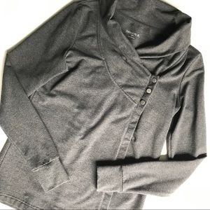Like new! Danskin yoga jacket